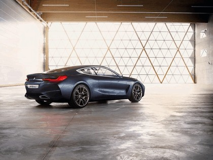 2017 BMW Concept 8 Series 4