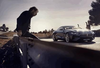 2017 BMW Concept 8 Series 16