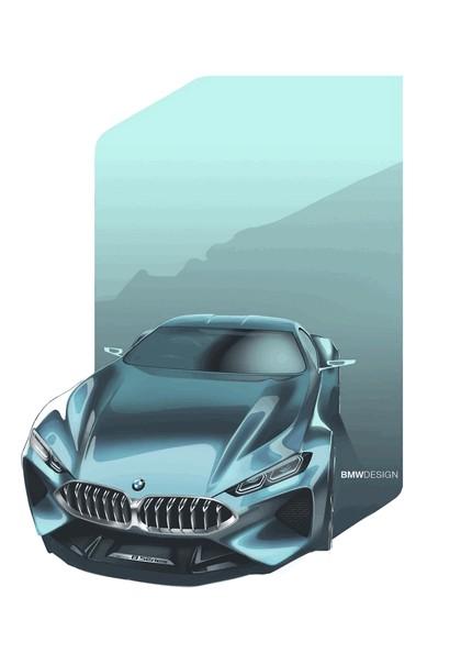 2017 BMW Concept 8 Series 55