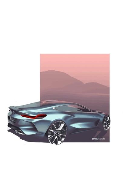 2017 BMW Concept 8 Series 58