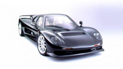 1998 Ascari Ecosse 1