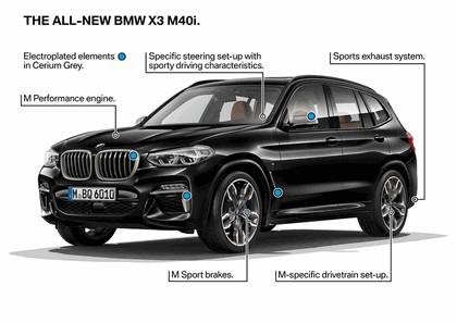 2017 BMW X3 112