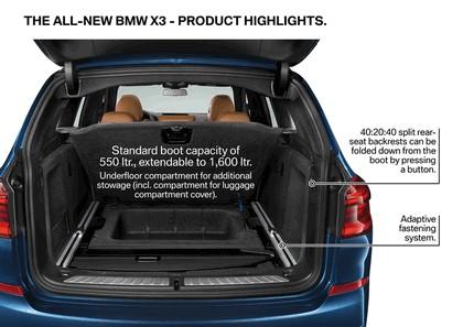2017 BMW X3 117