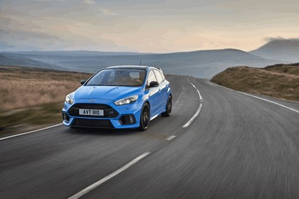 2017 Ford Focus RS with Option Pack 1