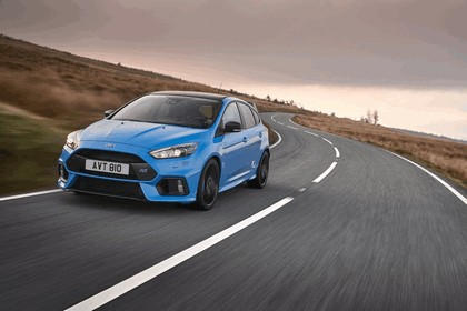 2017 Ford Focus RS with Option Pack 2