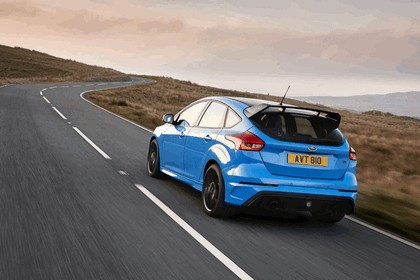2017 Ford Focus RS with Option Pack 3