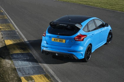 2017 Ford Focus RS with Option Pack 6