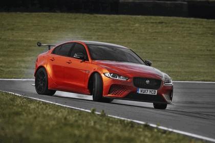 2017 Jaguar XE SV Project 8 2