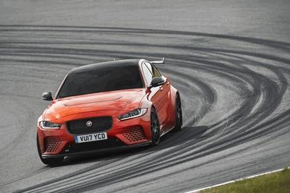2017 Jaguar XE SV Project 8 6