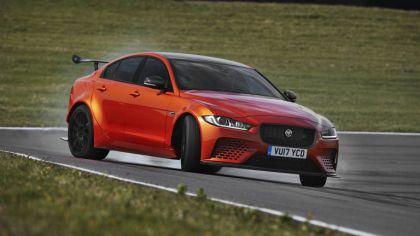 2017 Jaguar XE SV Project 8 1