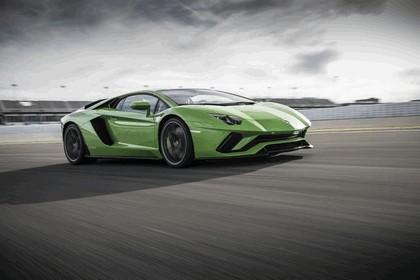 2017 Lamborghini Aventador S 17