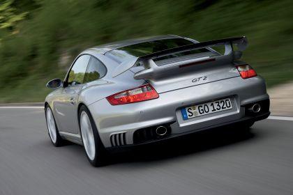 2007 Porsche 911 ( 997 ) GT2 15