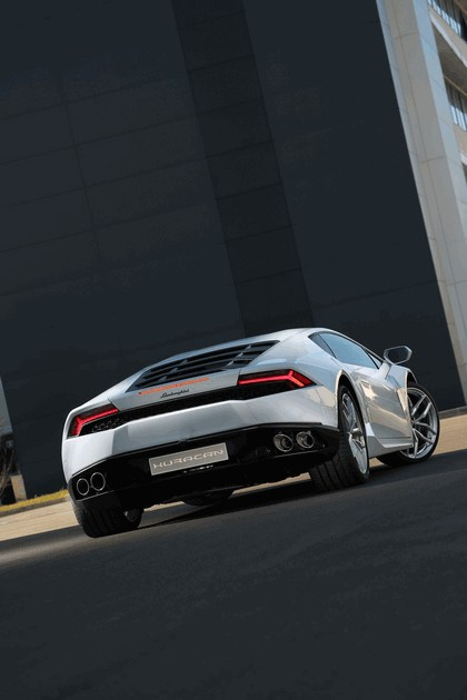 2017 Lamborghini Huracán LP 610-4 7
