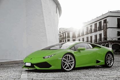 2017 Lamborghini Huracán LP 610-4 19