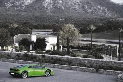 2017 Lamborghini Huracán LP 610-4 25