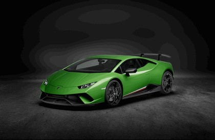 2017 Lamborghini Huracán Performante 1