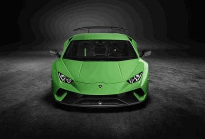 2017 Lamborghini Huracán Performante 4