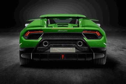 2017 Lamborghini Huracán Performante 5