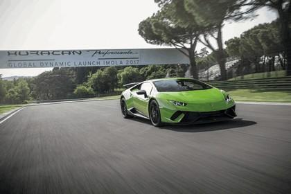 2017 Lamborghini Huracán Performante 8