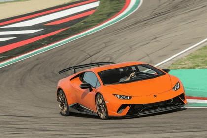 2017 Lamborghini Huracán Performante 12