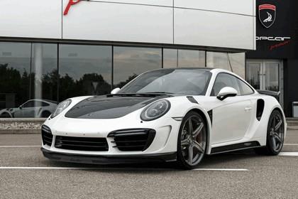 2017 Porsche 911 ( 991 type II ) Stinger GTR White Pearl by TopCar 1