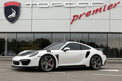 2017 Porsche 911 ( 991 type II ) Stinger GTR White Pearl by TopCar 4