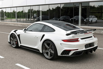 2017 Porsche 911 ( 991 type II ) Stinger GTR White Pearl by TopCar 7