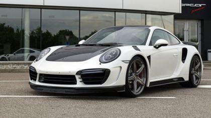 2017 Porsche 911 ( 991 type II ) Stinger GTR White Pearl by TopCar 2