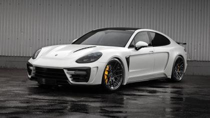 2017 Porsche Panamera ( 971 ) Stingray GTR edition by TopCar 1