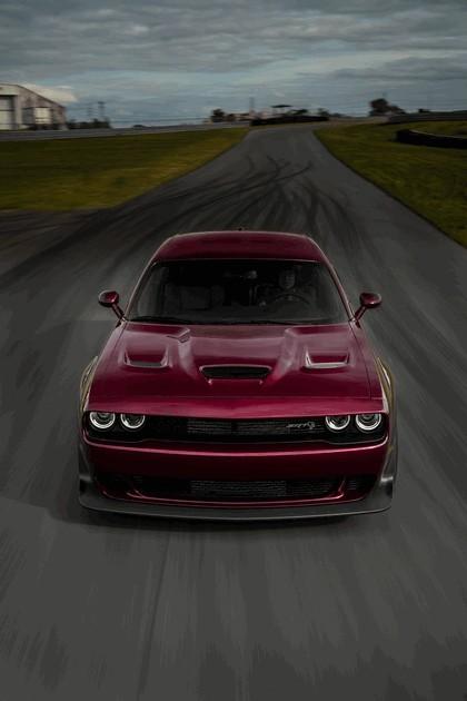 2018 Dodge Challenger SRT Hellcat Widebody 9