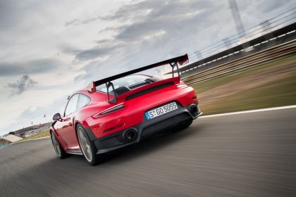 2018 Porsche 911 ( 991 type II ) GT2 RS 93