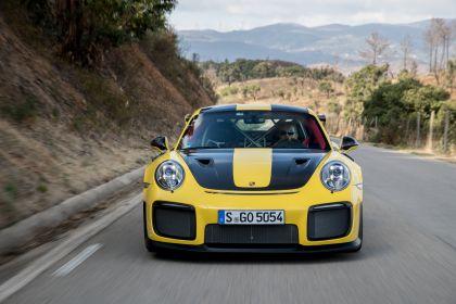 2018 Porsche 911 ( 991 type II ) GT2 RS 182