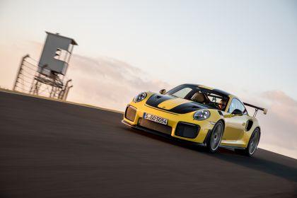 2018 Porsche 911 ( 991 type II ) GT2 RS 245