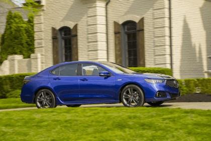 2018 Acura TLX 1