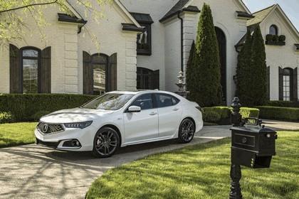 2018 Acura TLX 13