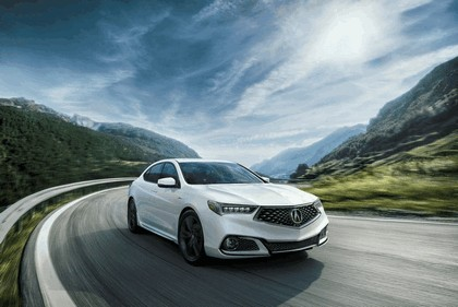 2018 Acura TLX 28