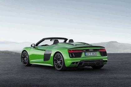 2017 Audi R8 V10 plus spyder 3
