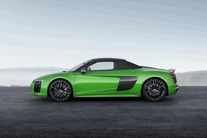 2017 Audi R8 V10 plus spyder 4