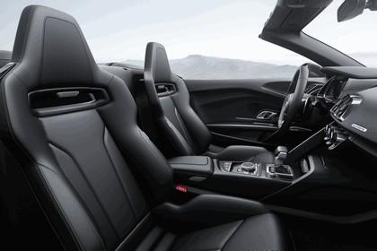 2017 Audi R8 V10 plus spyder 9