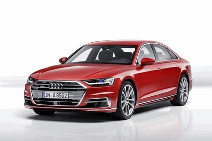 2017 Audi A8 4