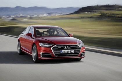 2017 Audi A8 10