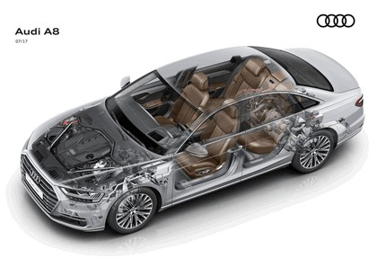 2017 Audi A8 55