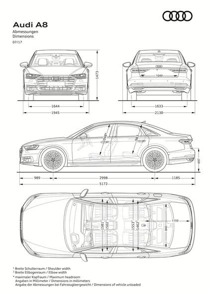 2017 Audi A8 67