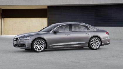 2017 Audi A8 L 2