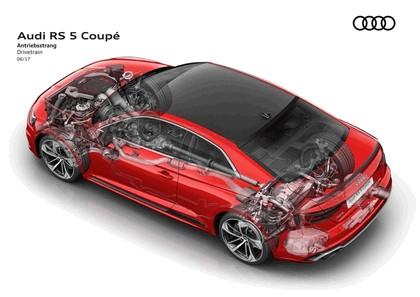 2017 Audi RS5 coupé 38