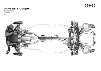 2017 Audi RS5 coupé 44