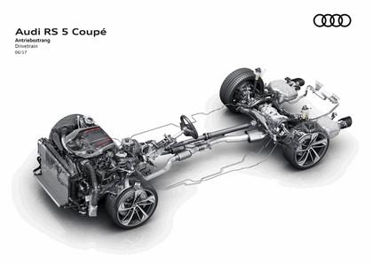 2017 Audi RS5 coupé 45