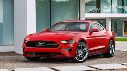 2018 Ford Mustang Pony Package 2