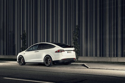 2017 Novitec TX E ( based on Tesla Model X ) 25
