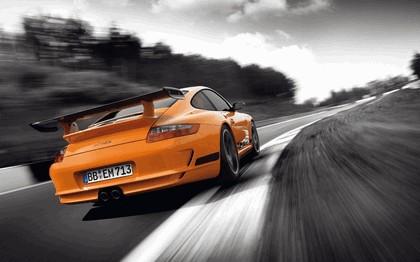 2007 Porsche 911 GT3 RS 4
